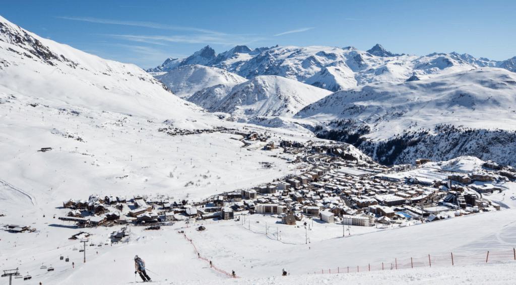 Alpe Huez Hiver