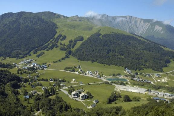 Alpe du Grand Serre été