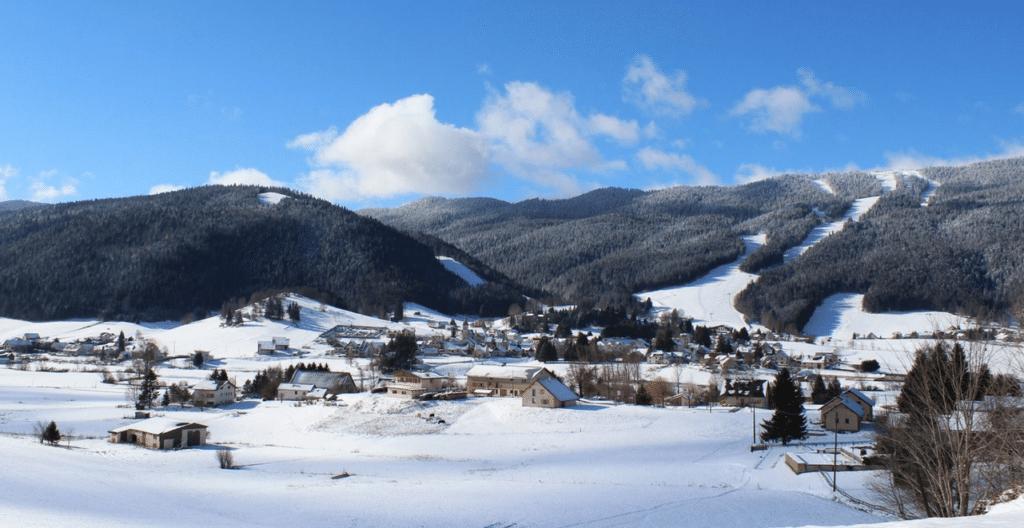 Autrans en hiver