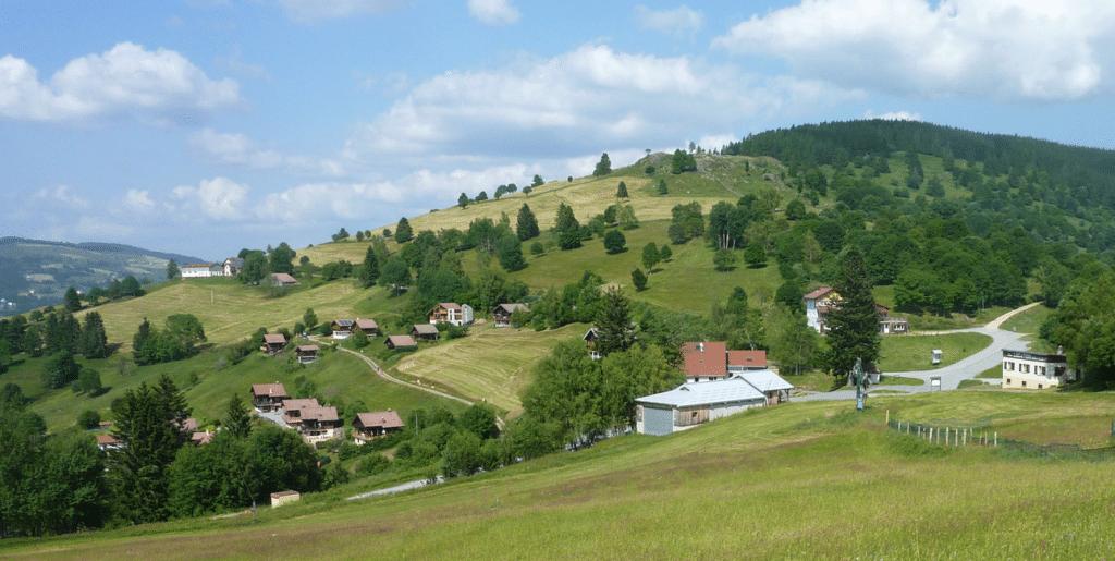 Brabant - La Bresse en été