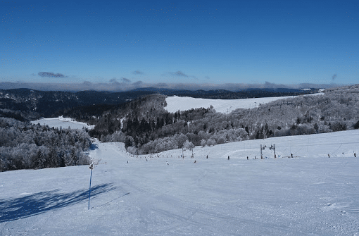 Brabant - La Bresse en hiver