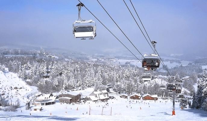 Chalmazel en hiver