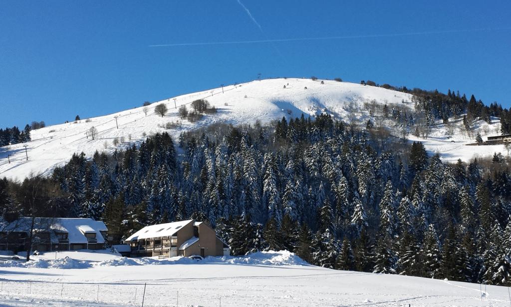 Gaschney en hiver