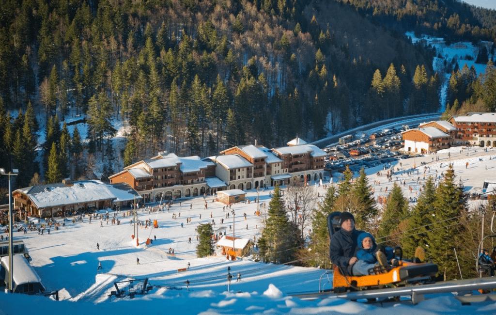 Hohneck en hiver