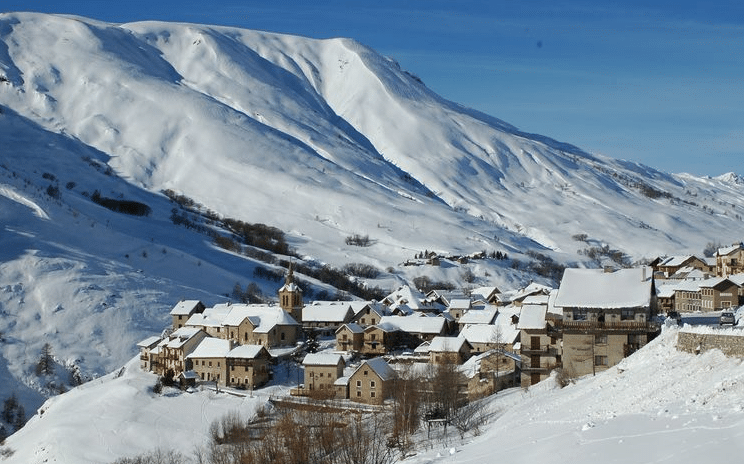 La Chazalet en hiver