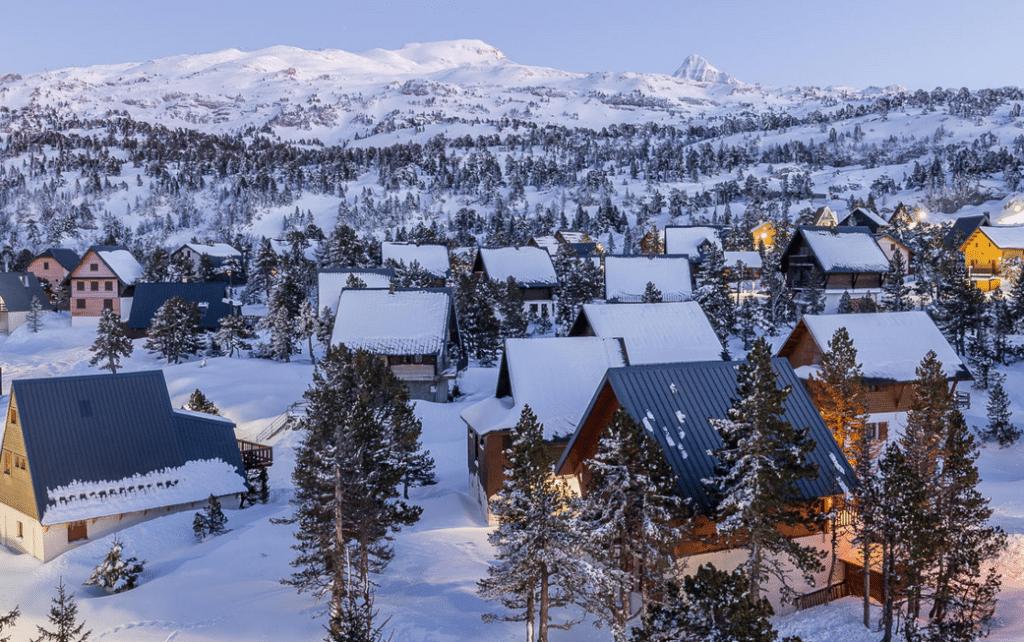 La Pierre Saint Martin en hiver