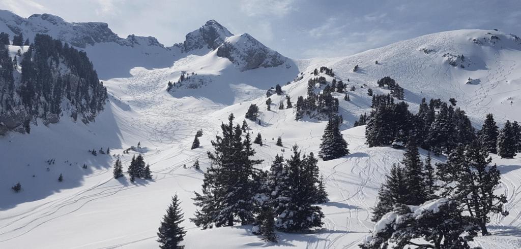 La Sambuy en hiver