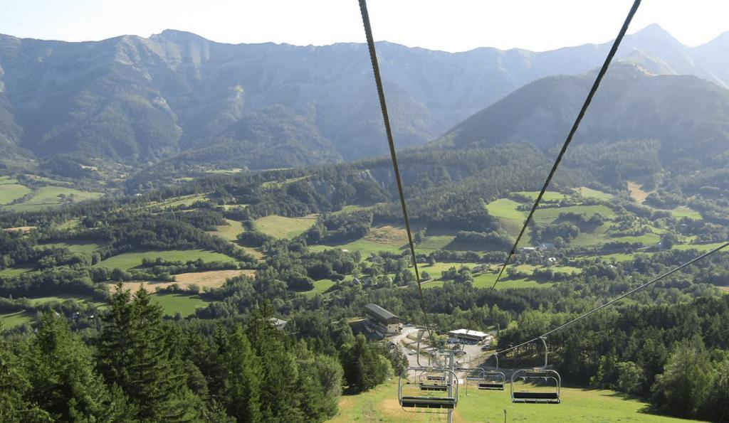 Le Grand Puy en été