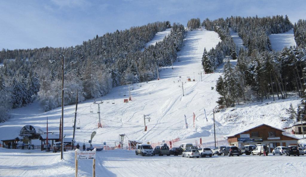 Le Grand Puy en hiver