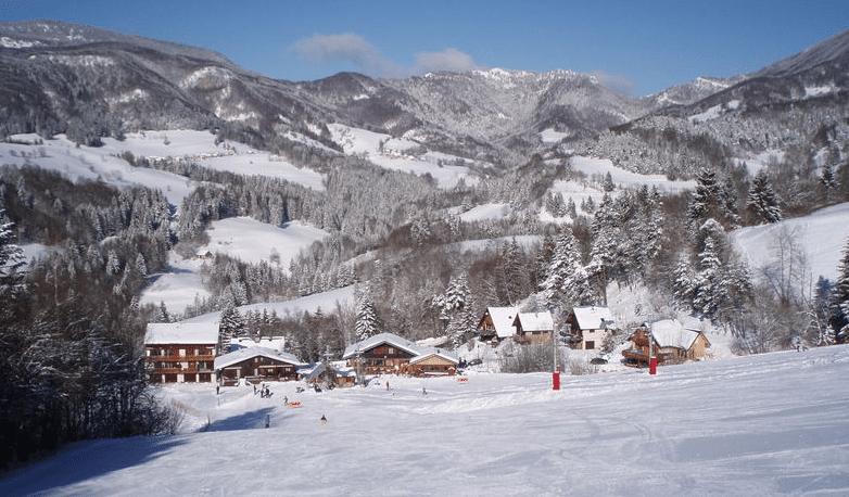Le Granier en hiver
