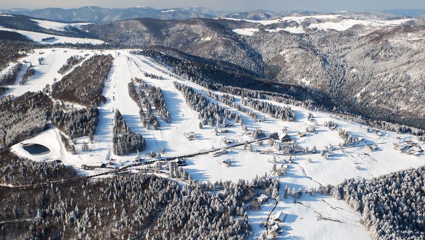 Le Schnepfenried en hiver