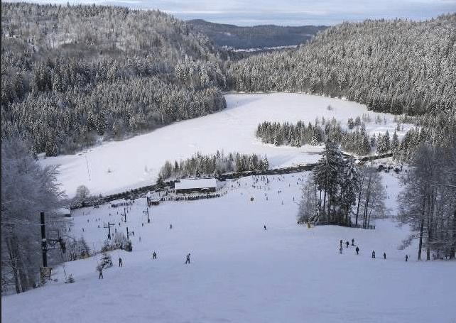 Lispach en hiver