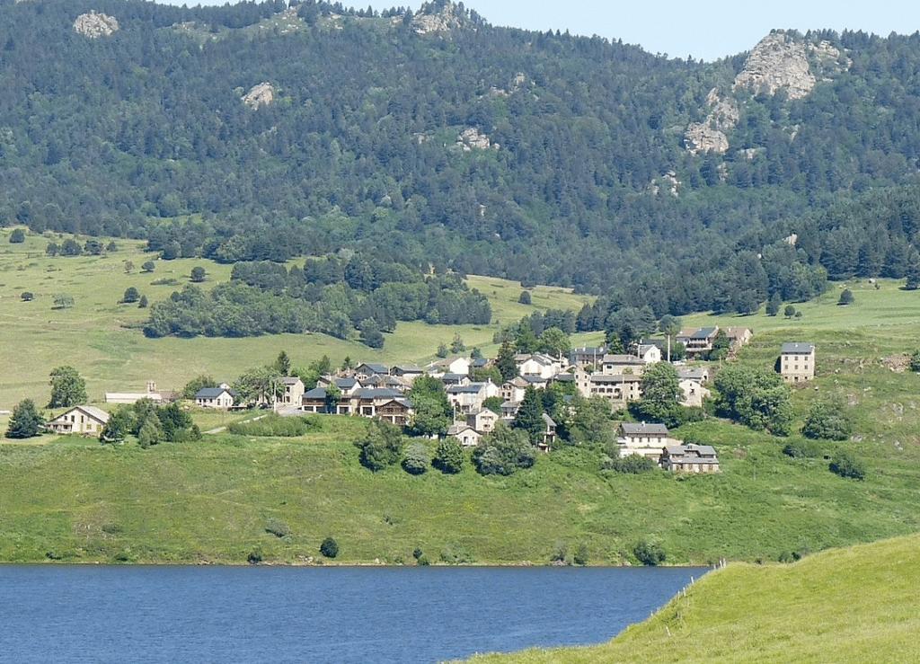 Puyvalador en été
