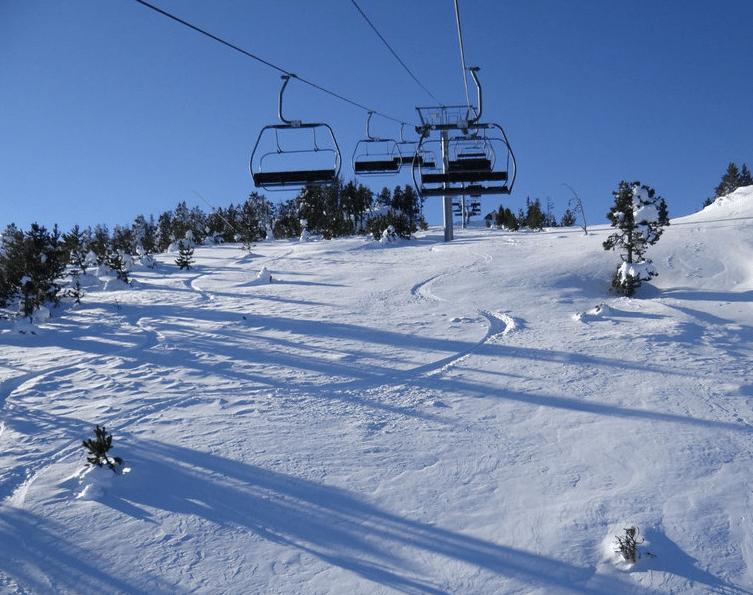 Puyvalador en hiver