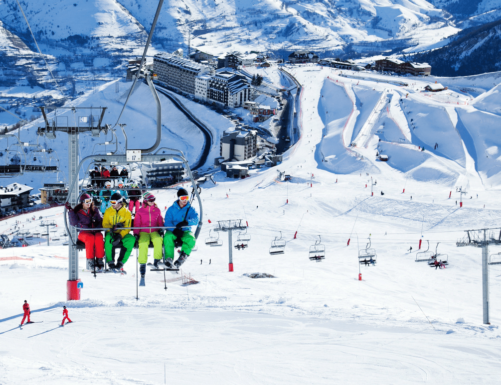 Saint Lary (et son domaine skiable)