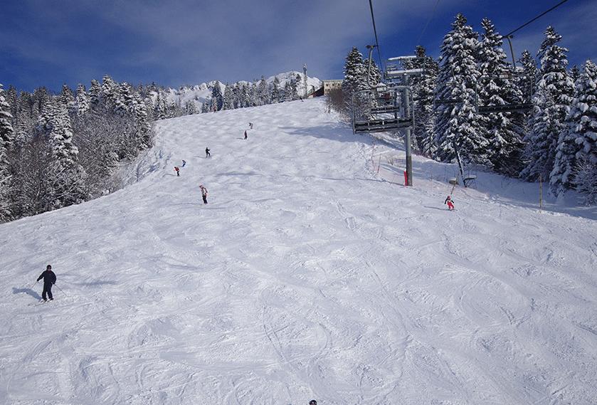 Saint Pierre de Chartreuse en hiver