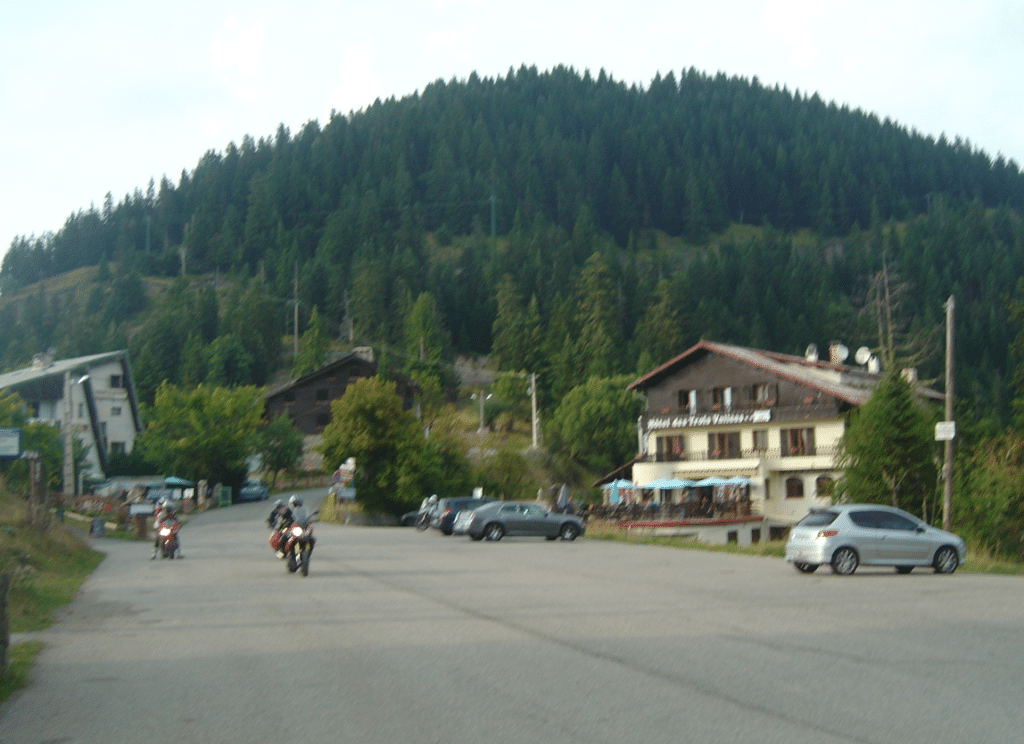 Turini Camp d'Argent en été