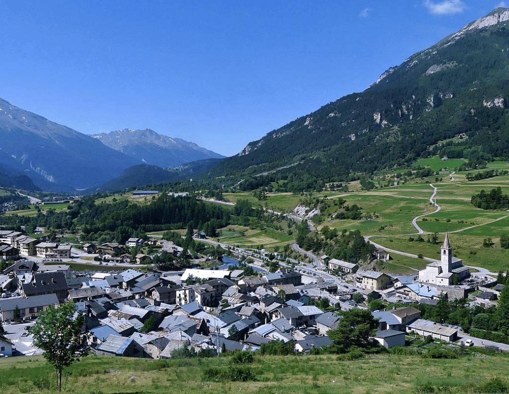 Val Cenis en été