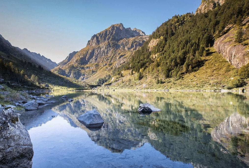 Val d'Azun en été