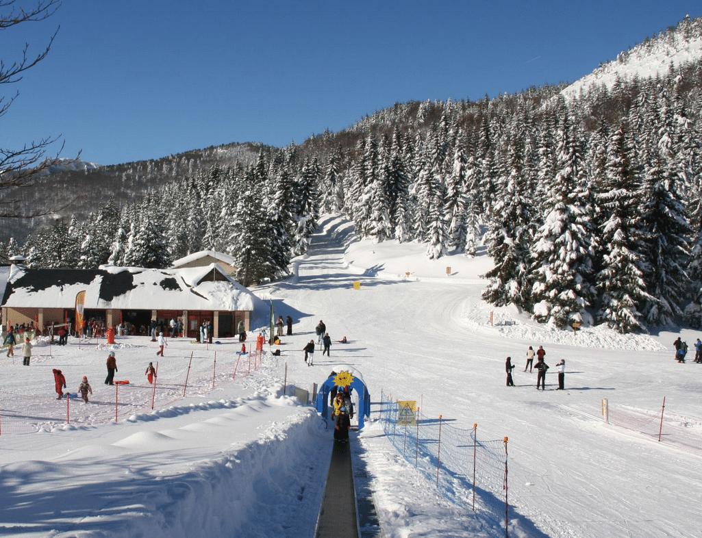 Val d'Azun en hiver
