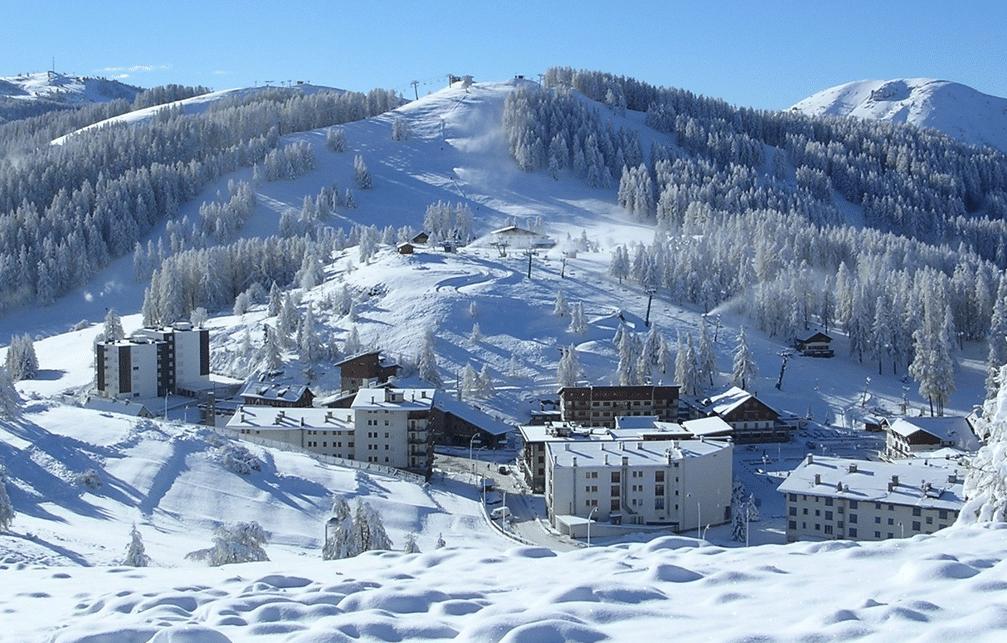 Valberg en hiver