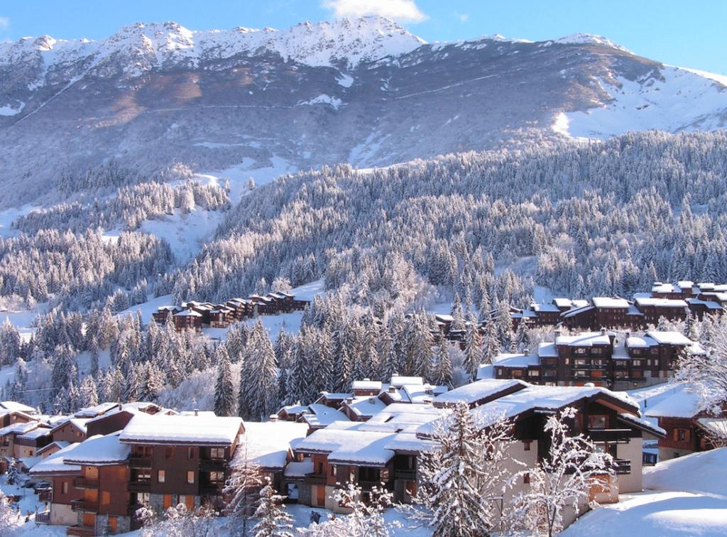 Valmorel en hiver