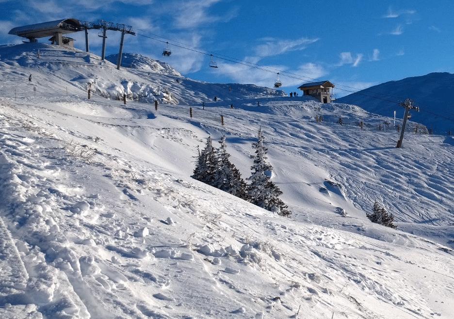 Villard de Lans et ses pistes de ski